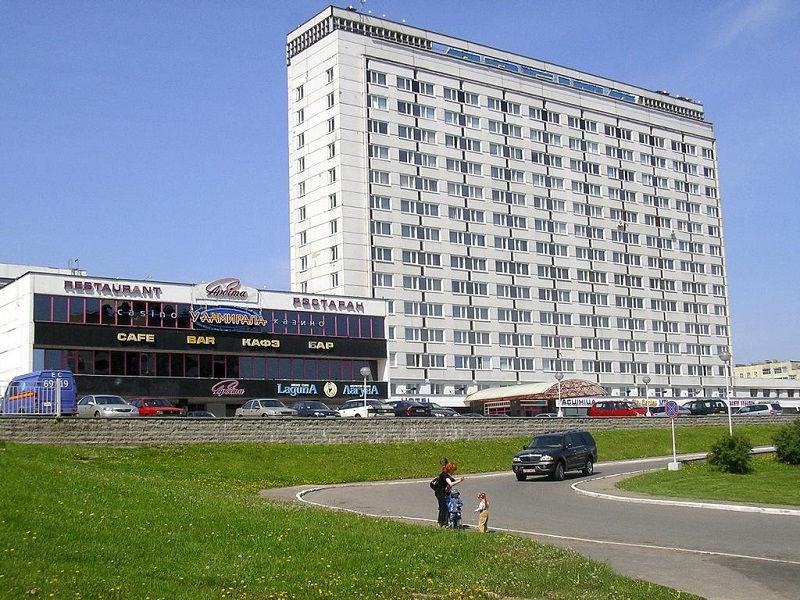 هتل اوربیتا مینسک بلاروس ORBITA hotel Minsk