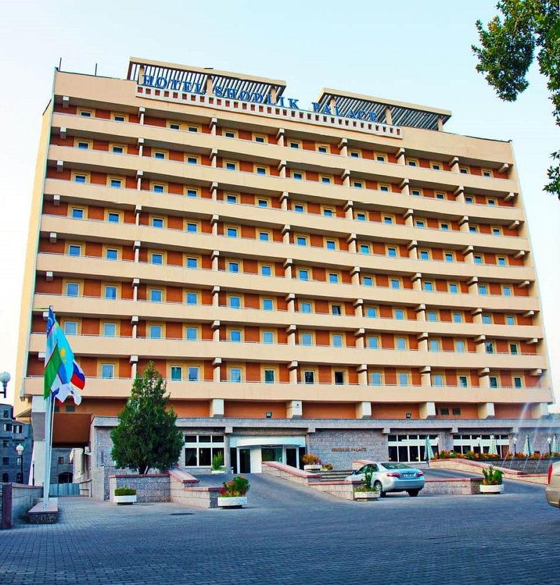 هتل شودلیک پالاس تاشکند ازبکستان SHODLIK Palace Hotel Tashkent
