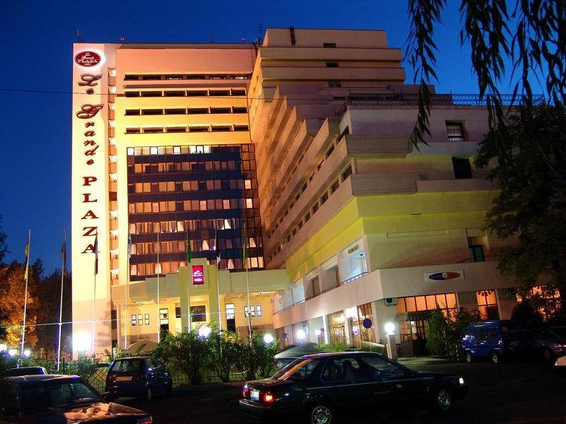 هتل گراند پلازا تاشکند ازبکستان Grand Plaza Hotel Tashkent