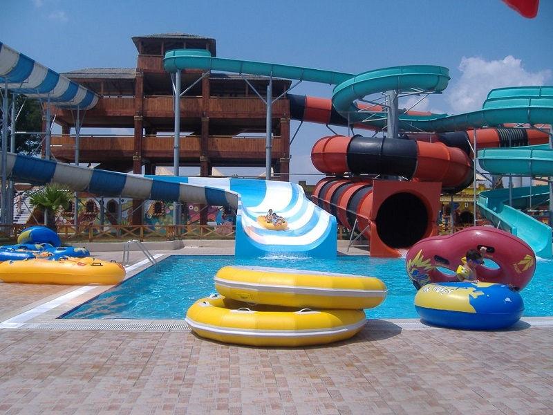 پارک آبی تفلیس گرجستان (آکوا پارک) Aqua Park