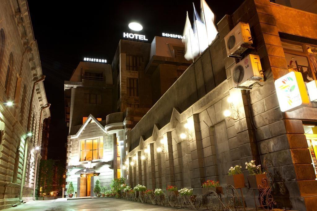 قیمت هتل های 4 ستاره ارمنستان