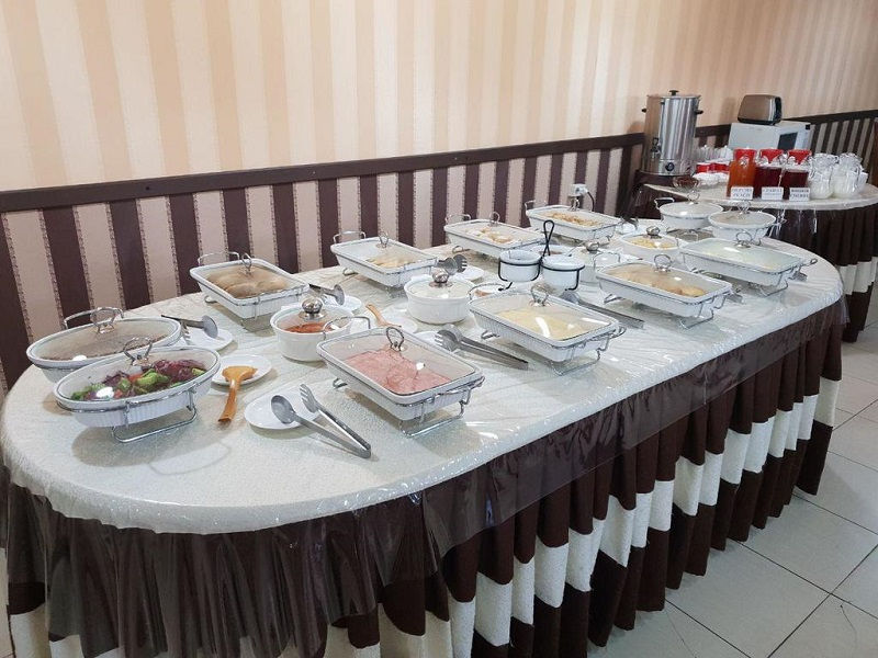 هتل گراند تاشکند Grand Hotel Tashkent