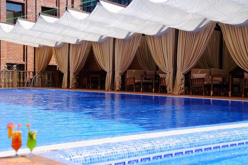 هتل قلعه ایچان تاشکند ازبکستان ICHAN QALA Hotel Tashkent
