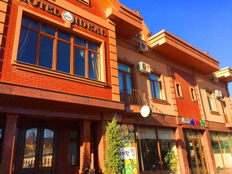 هتل ایده آل تاشکند ازبکستان Ideal Hotel Tashkent