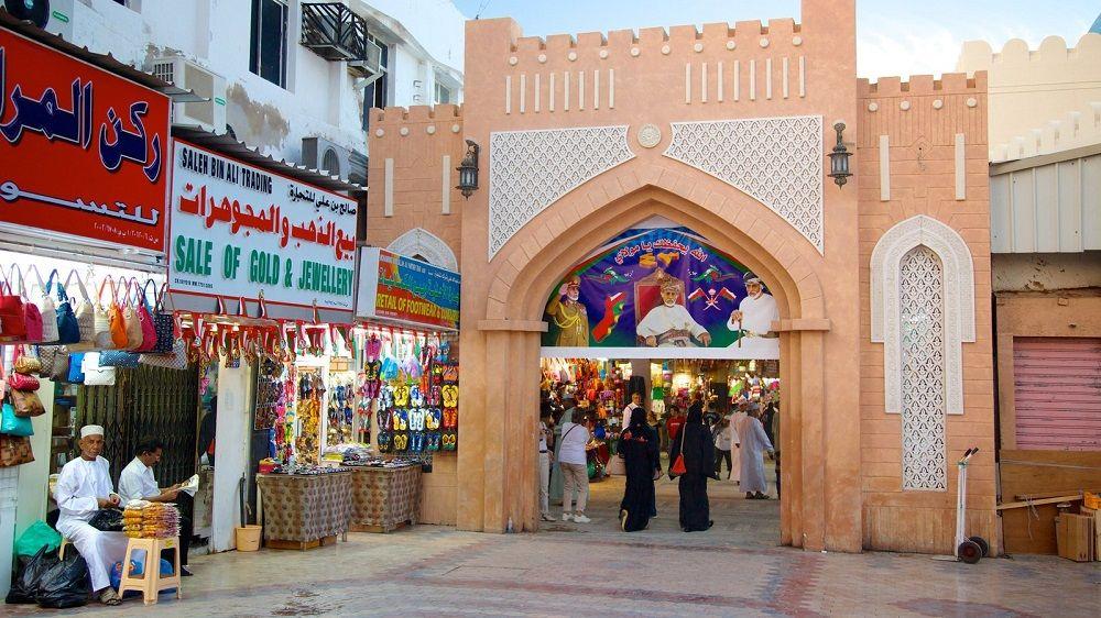 تور عمان از شیراز