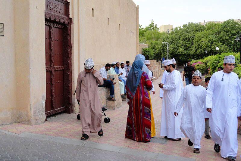تور عمان از چابهار
