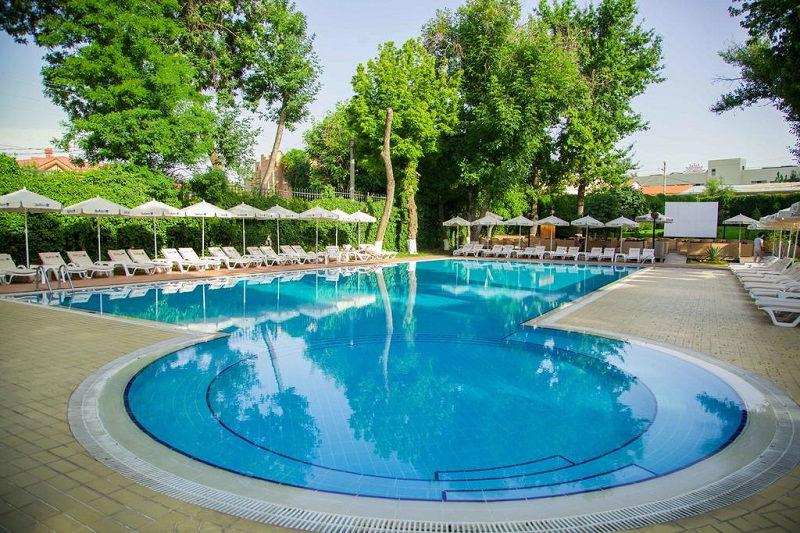 هتل رادیسون بلو تاشکند ازبکستان Radisson BLU Hotel Tashkent