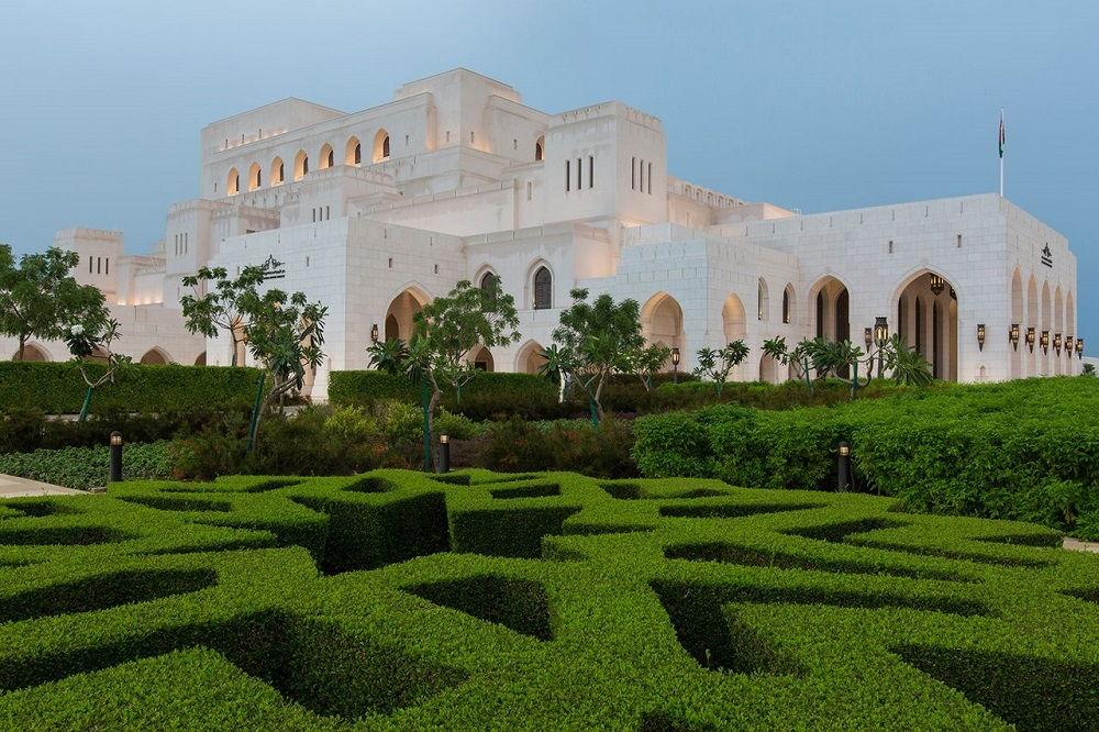 رویال اپرای مسقط و تورهای ارزان مسقط از شیراز