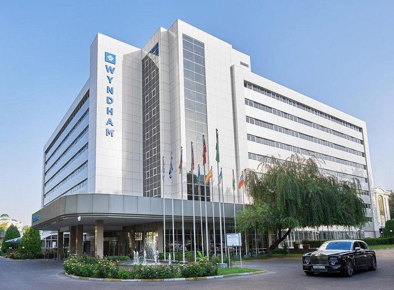 هتل ویندهام در تاشکند ازبکستان Wyndham Hotel Tashkent