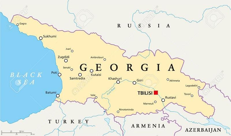 درباره تفلیس و باتومی و بهترین زمان سفر به گرجستان و برخی از مکان های دیدنی تفلیس و باتومی گرجستان