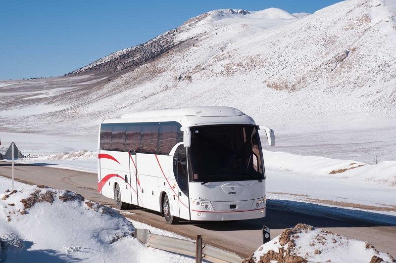 اتوبوس مارال ( اسکانیا 4212)