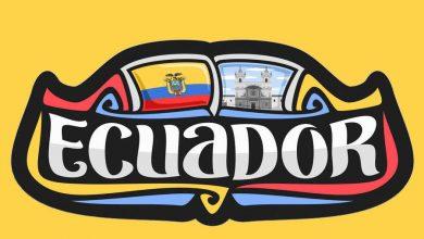تصویر از پاسپورت اکوادور