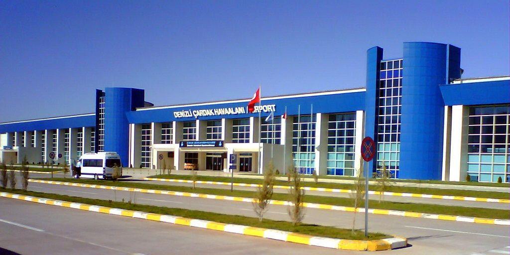 فرودگاه دنیزلی