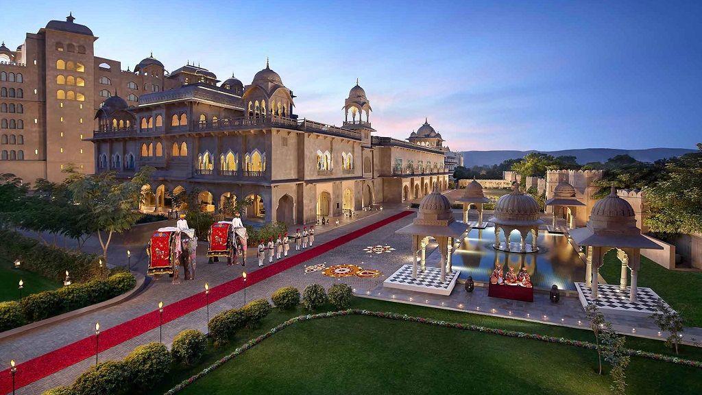 هتل فیرمونت جیپور