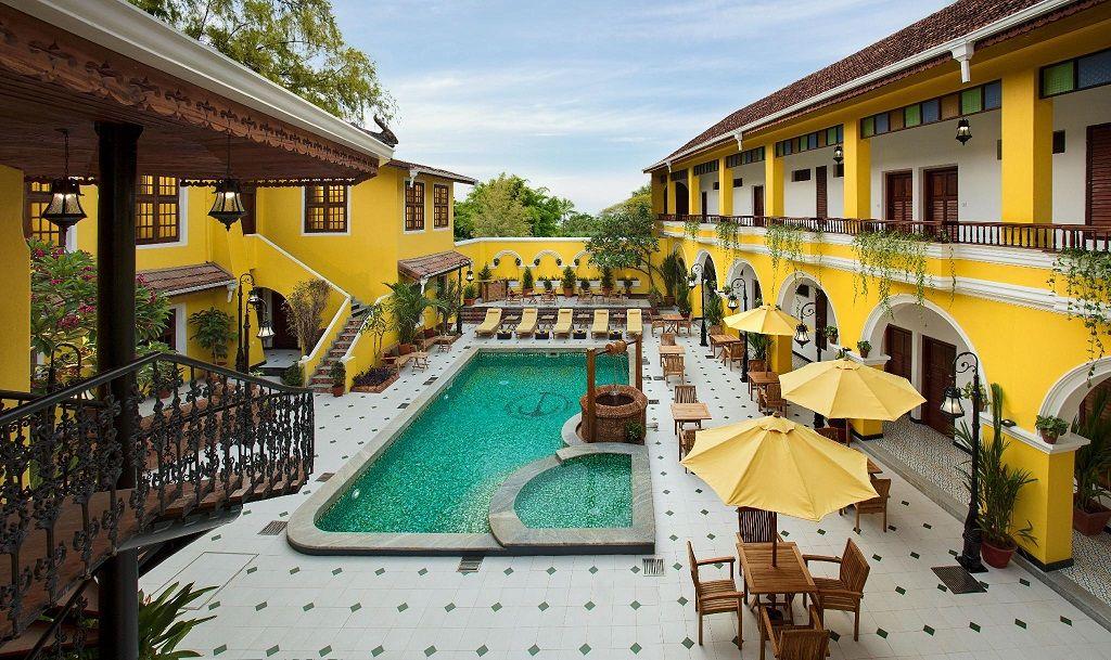 هتل فورته کوچی - لیست قیمت هتل های کوچی