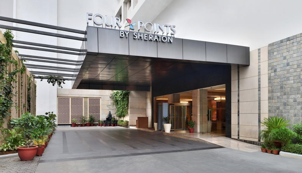هتل فور پوینت بای شرایتون جیپور - هتل چارتر جیپور