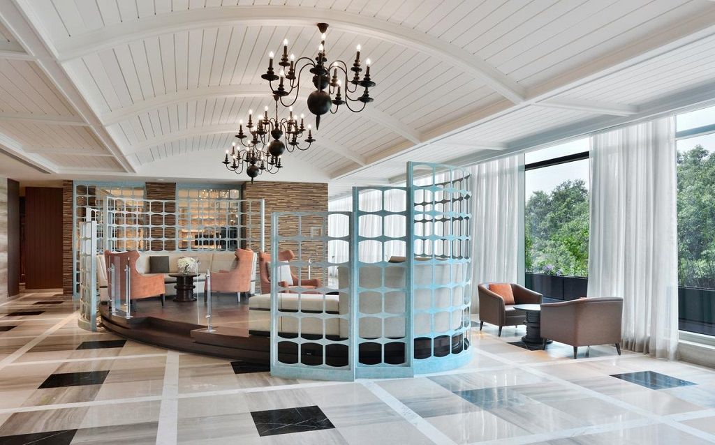 هتل فور پوینتس بای شرایتون اینفوپارک کوچی - معروف ترین هتل 5 ستاره کوچی