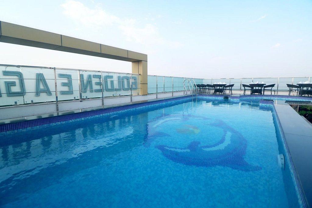 هتل گلدن ایگل اند ریزورت جیپور - هتل های استخر دار جیپو
