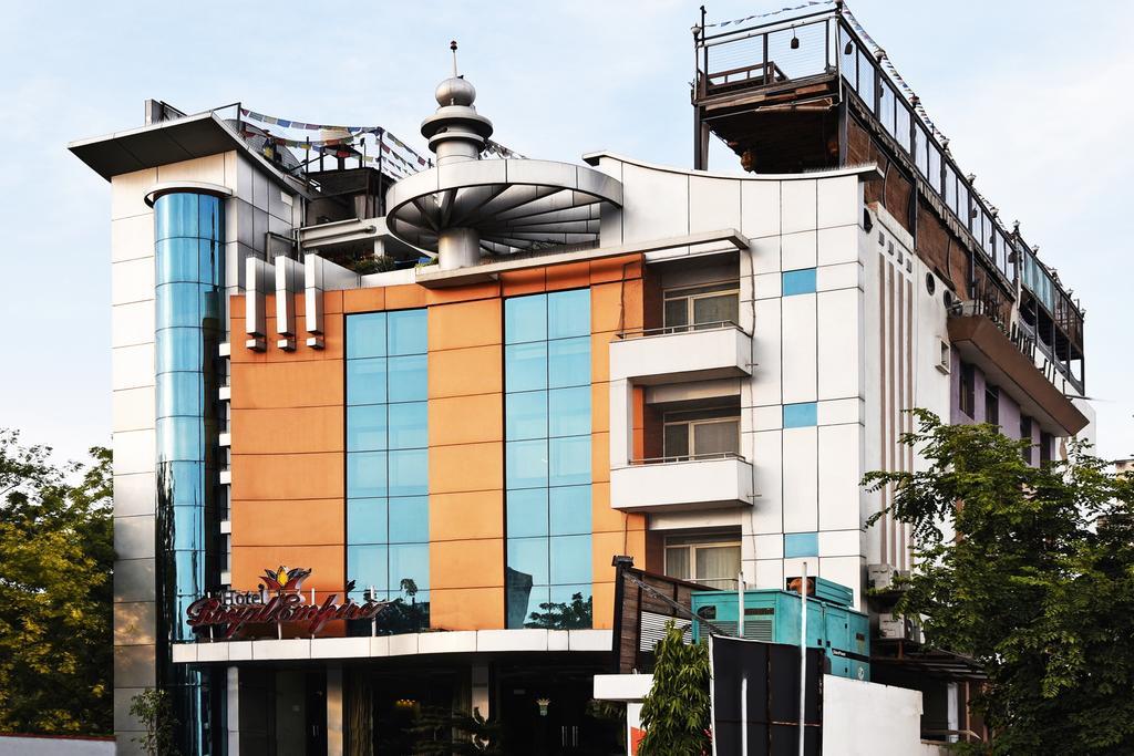 هتل رویال ایمپایر جیپور - لیست هتل های جیپور با قیمت