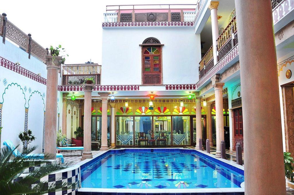 هتل ویمال هریتیج جیپور - هتل های مرکز شهر جیپور