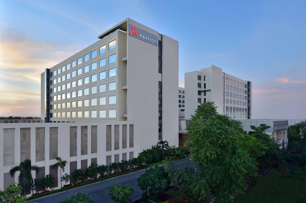 هتل ماریوت جبپور