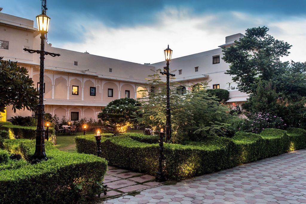هتل رویال هریتیج هاوولی جیپور