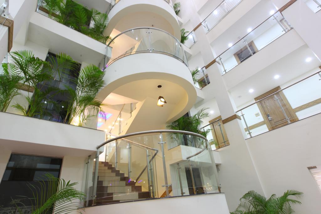 هتل سیدرا پریستین اند پورتیکو هالز کوچی - هتل آپارتمان و مسافرخانه های کوچی