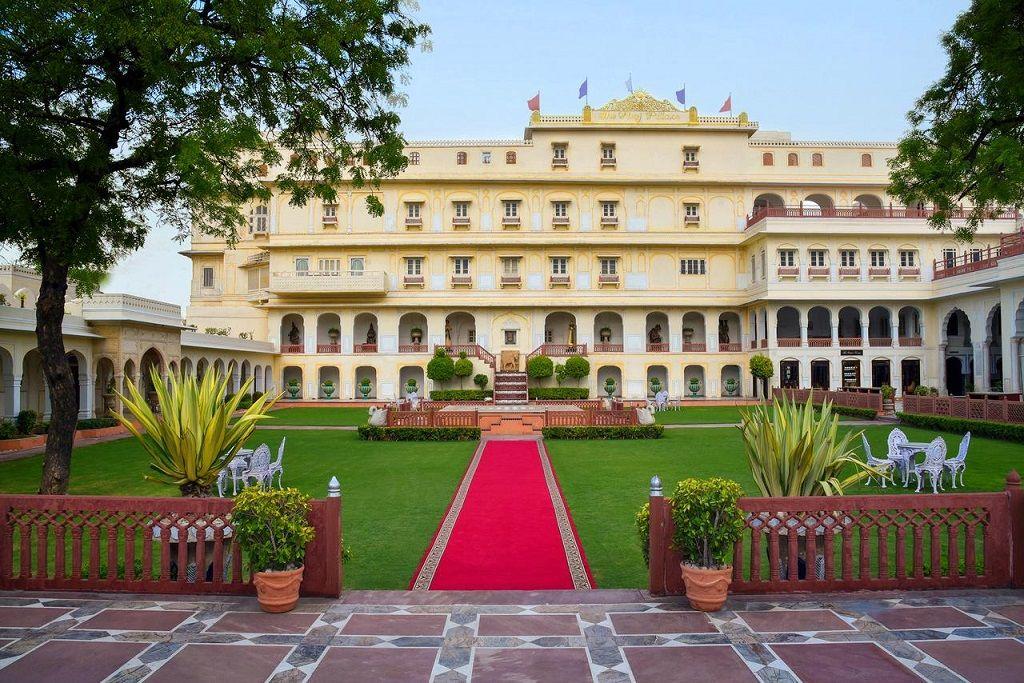 هتل د راج پالاس جیپور