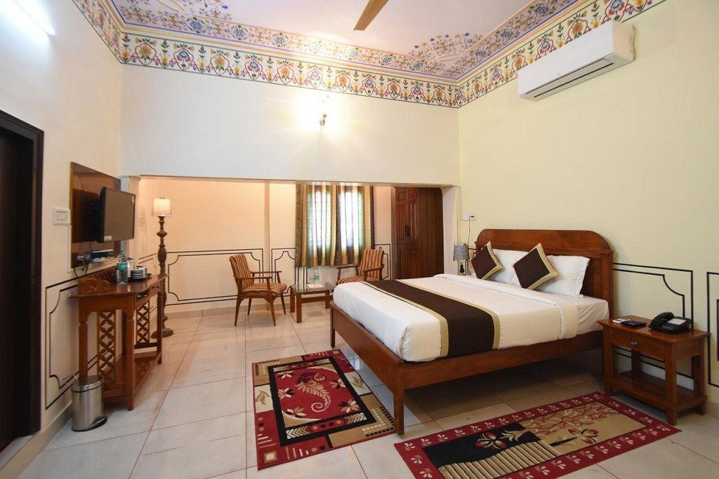 هتل ویراسات محل هریتیج جیپور