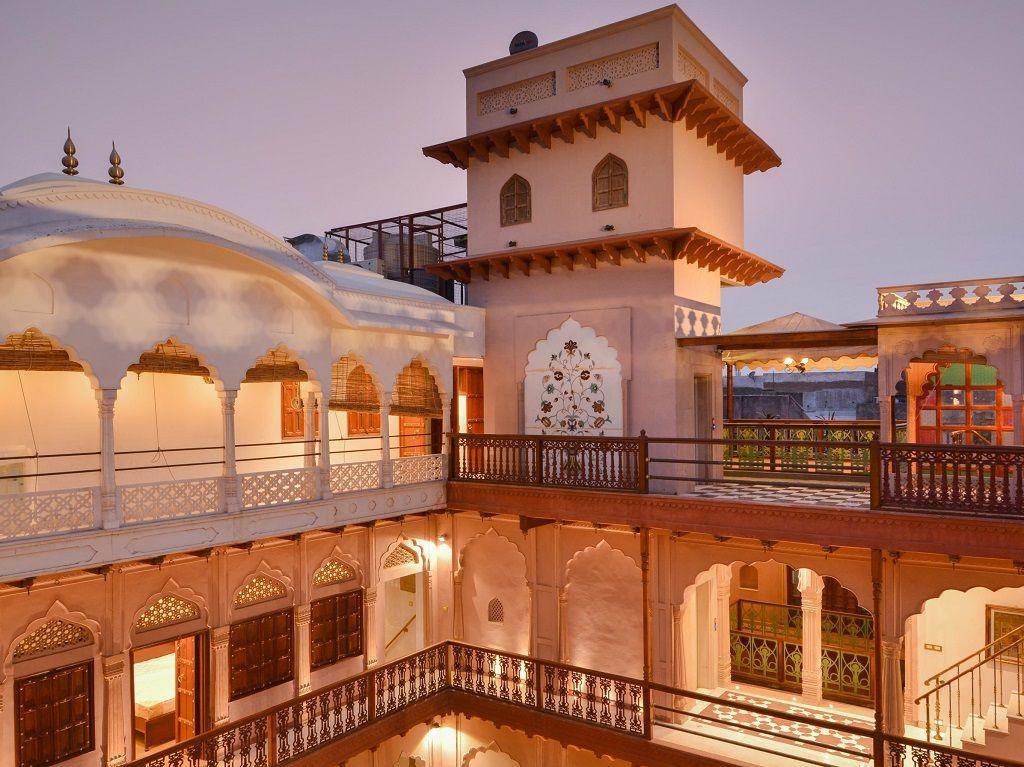 هتل ولکام هریتیج تردیشنال هاولی جیپور