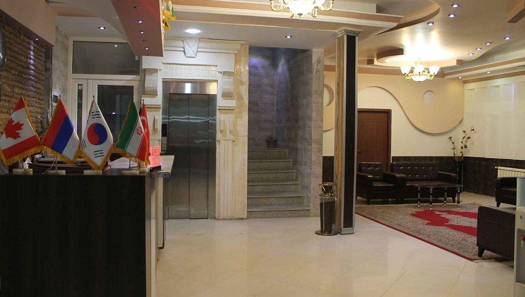 رزرو هتل در کرمان - قیمت هتل های کرمان