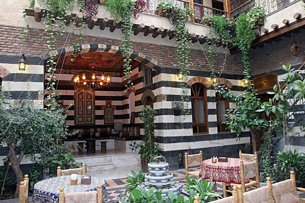 کمترین قیمت هتل کارلتون دمشق سوریه - لیست قیمت هتل های دمشق سوریه