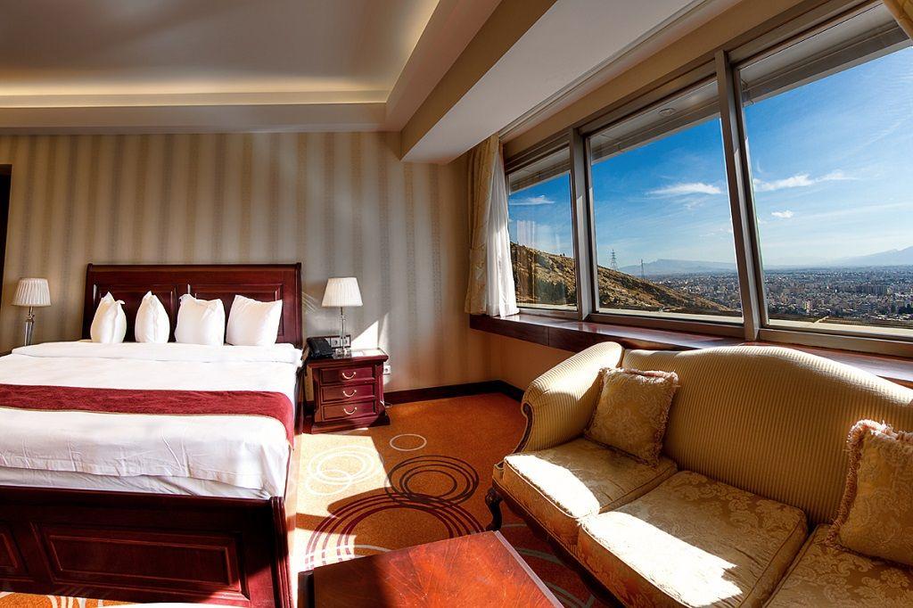 نرخ هتل چمران شیراز  - قاره پیما