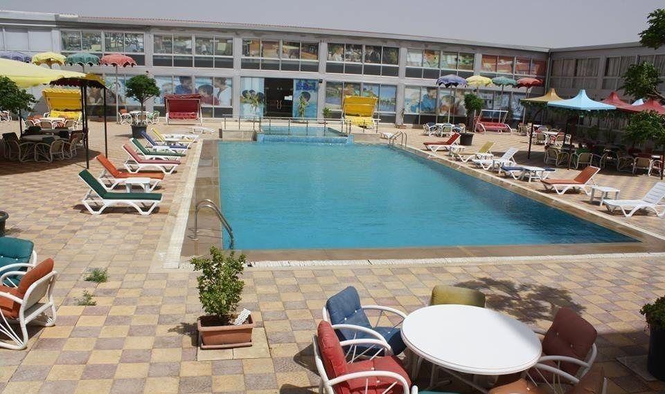 رزرو اینترنتی هتل فرودگاه دمشق - قیمت هتل های دمشق