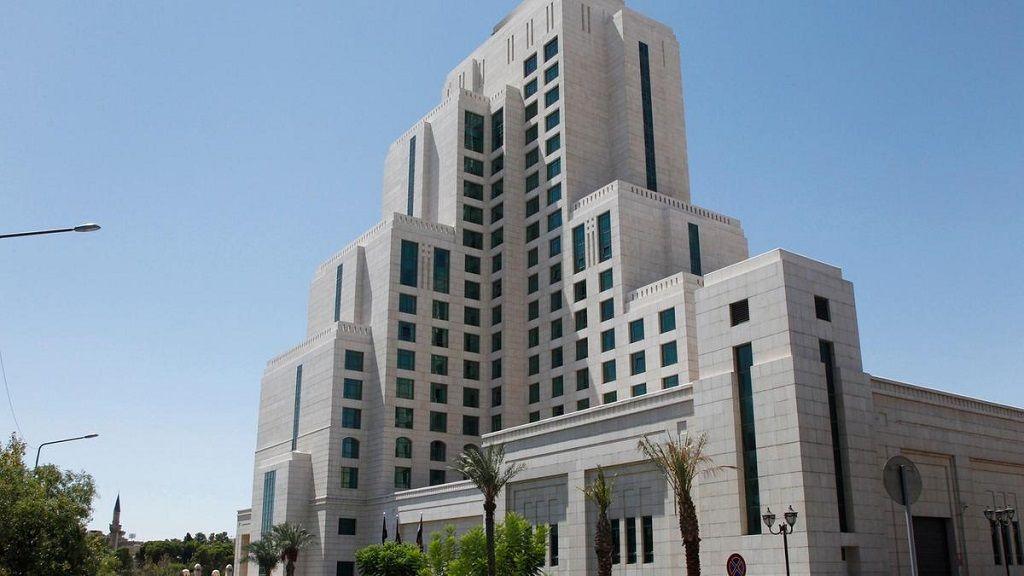 هتل فور سیزن دمشق