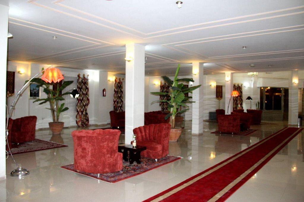هتل گواشیر کرمان - بهترین هتل آپارتمان تهران