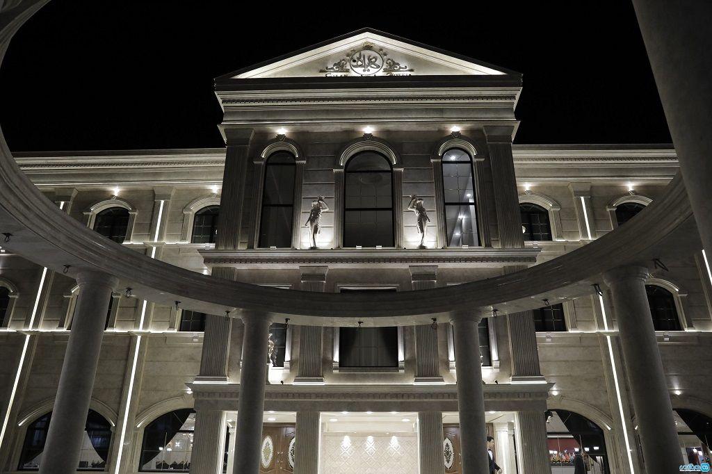 هتل هیلان رفسنجان - بهترین هتل کرمان