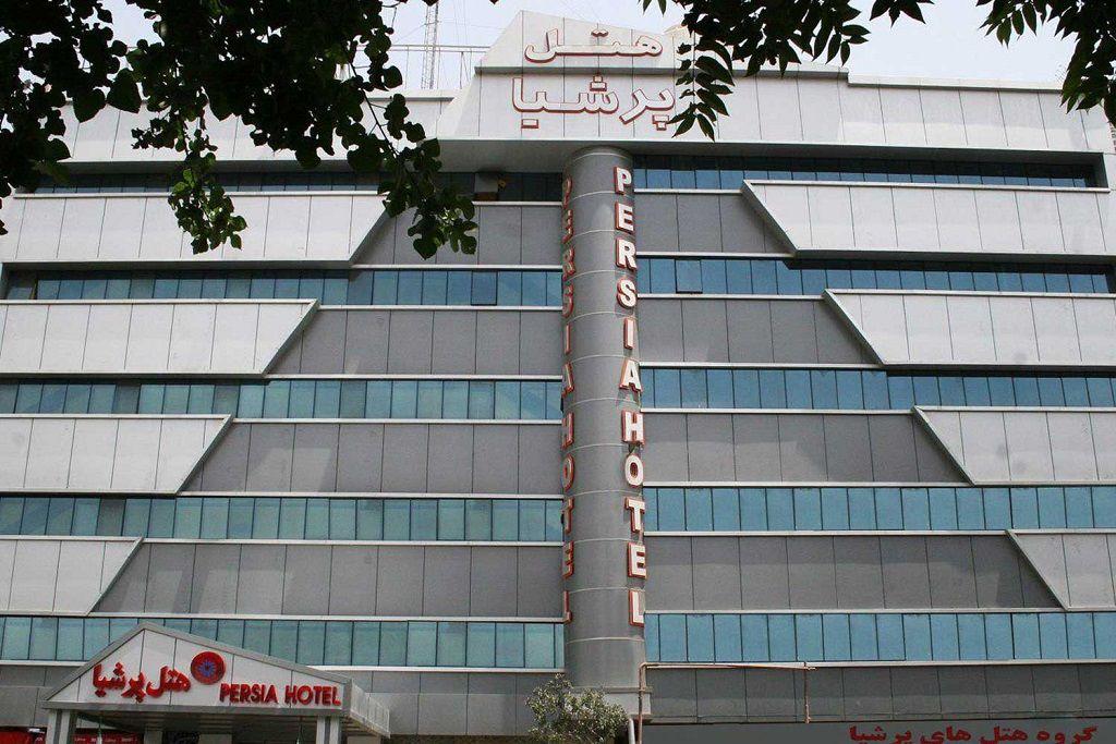 خرید اینترنتی هتل پرشیا اهواز - هتل های ارزان اهواز