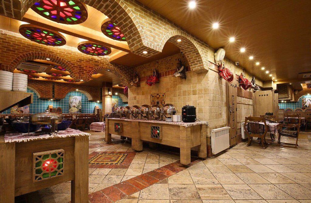 هزینه اقامت هتل ستارگان شیراز