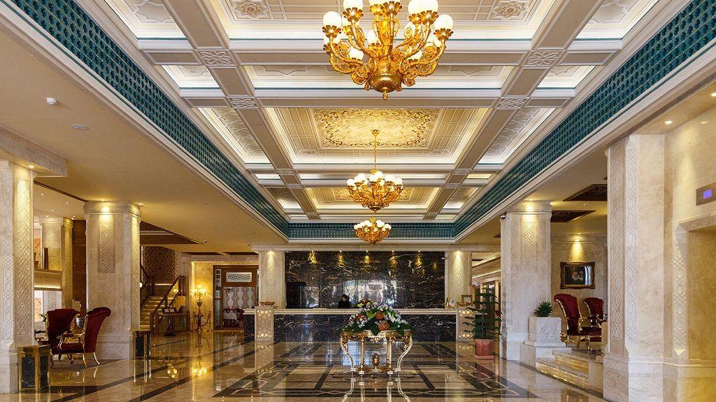 بهترین نرخ هتل زندیه شیراز