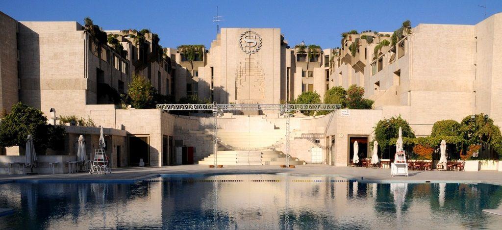 هتل شرایتون دمشق