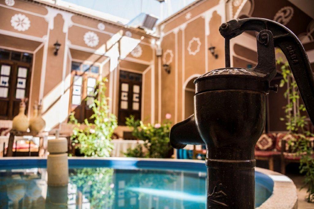 ارزانترین هتل های یزد