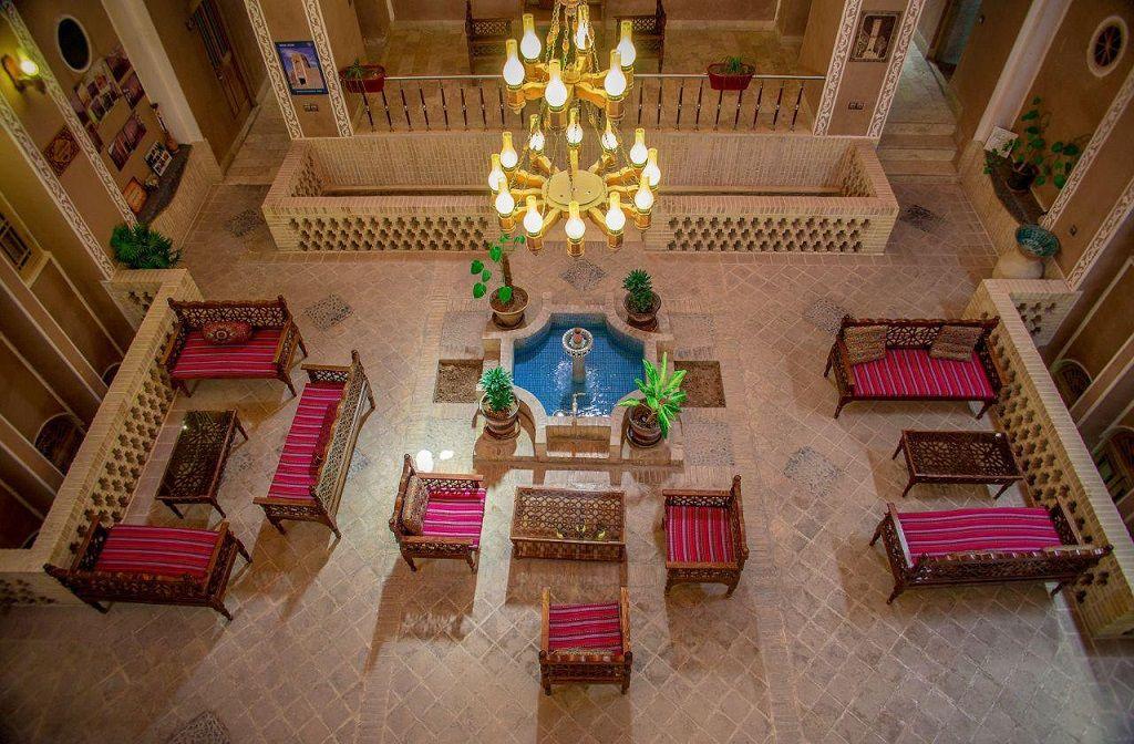 هتل سنتی خوان دوحد يزد