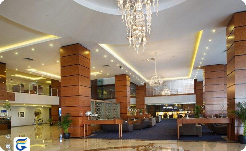 رزرو هتل ددمان سیتی سنتر اربیل