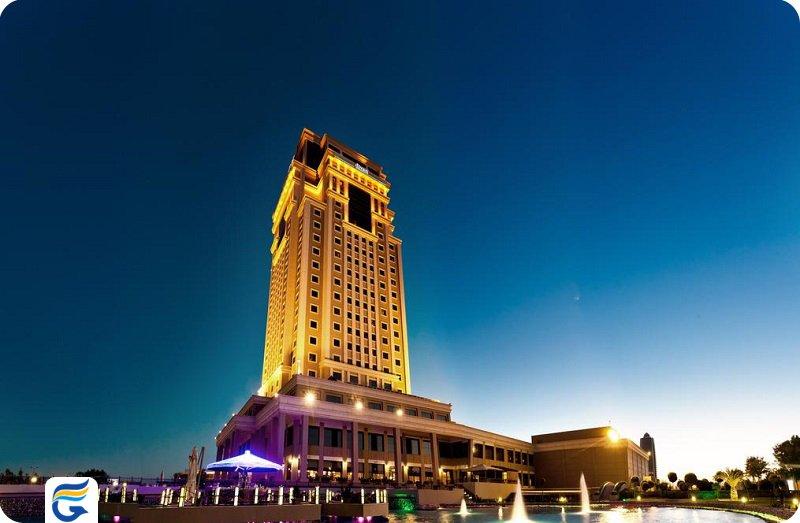 هتل دیوان اربیل