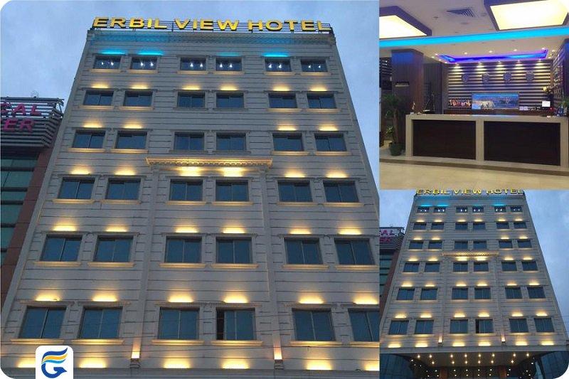 رزرو هتل ویو اربیل