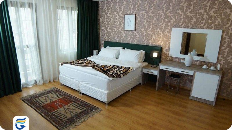 هزینه اقامت هتل خان سارای سلیمانیه