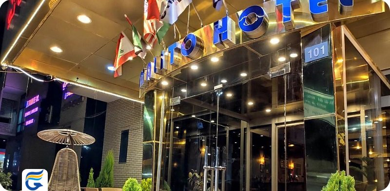 بهترین هتل مالیتو