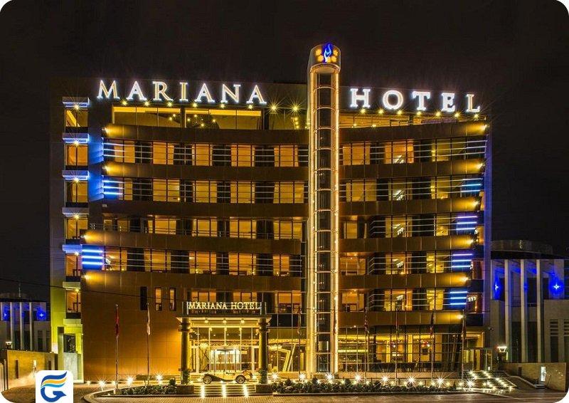 هتل مارینا اربیل