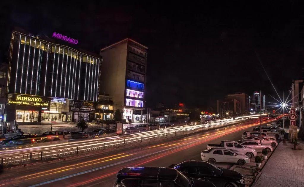 هتل و اسپا میهراکو سلیمانیه